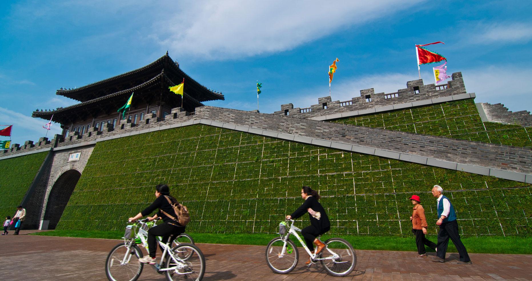 扬州宋夹城体育公园